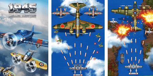 1945 Air Forces на Андроид. Бесплатно, Коды на деньги