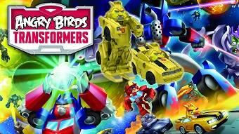 Angry Birds Transformers деньги, бесплатно. Читы на кристаллы и свиньи