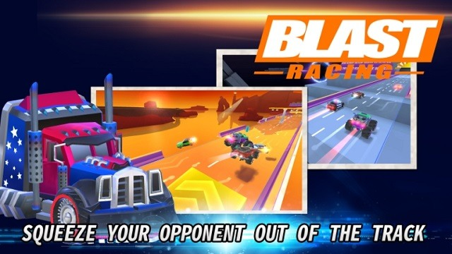 Blast Racing Коды на Андроид и IOS. Читы на Монеты, Бриллианты и Автомобили