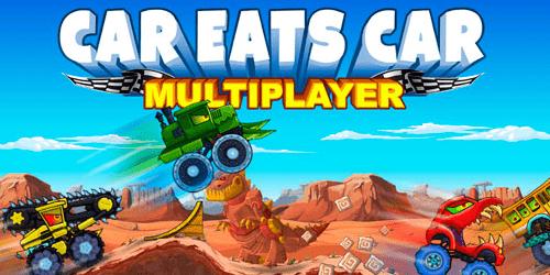 Car Eats Car Multiplayer на Андроид. Коды на деньги и кристаллы