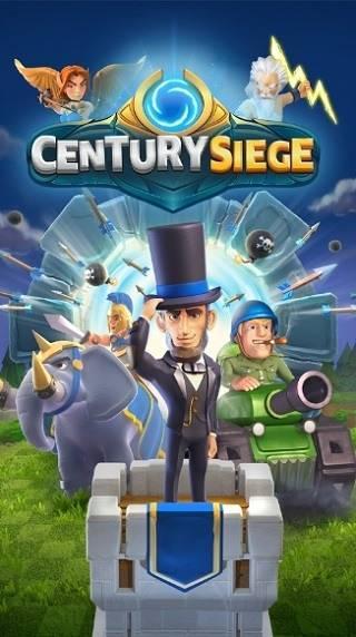 Century Siege Мод на Золото, Карточки и Бриллианты. Коды на Android и IOS