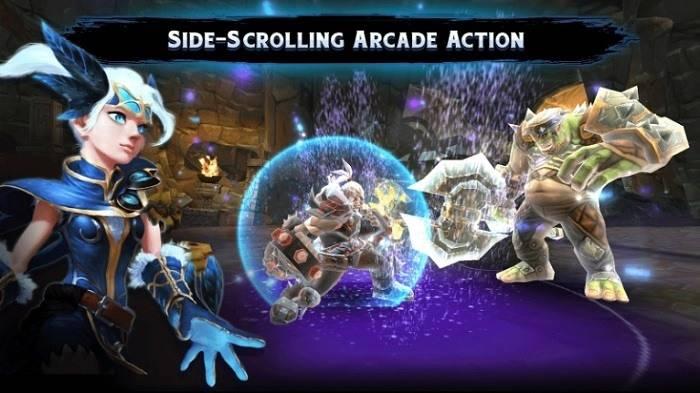 ChronoBlade Heroes Мод и Читы на Золото, Кристаллы и Энергию для Android и IOS