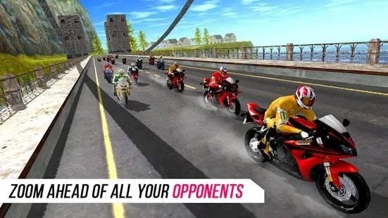 City Bike Race на Андроид и ИОС. Открыть все Мотоциклы и Уровни
