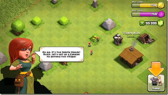 Clash of Clans читы для андроид