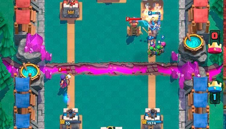 Clash Royale колоды для 2 арены