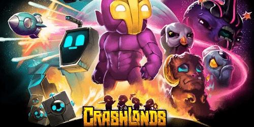 Crashlands на Андроид. Коды на ресурсы, бесплатно