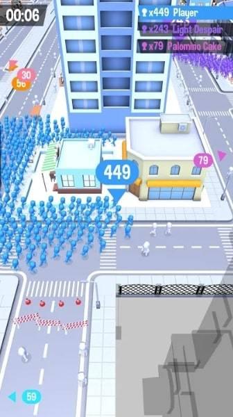Crowd City на Андроид и ИОС (Много Денег + Скины)