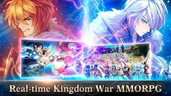 Crown Four Kingdoms на Android & IOS (Ресурсы)