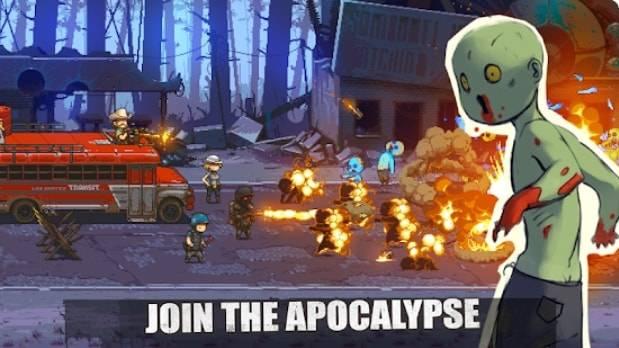 Dead Ahead: Zombie Warfare (Деньги) на Андроид и ИОС