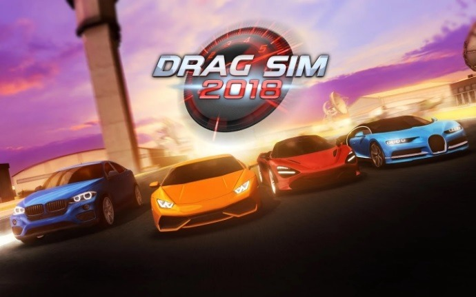 Drag Sim 2018 Мод на Деньги и Автомобили. Бесплатные коды на Android и IOS