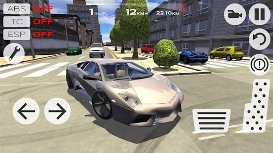 Extreme Car Driving Simulator — Много Денег для открытия Автомобилей
