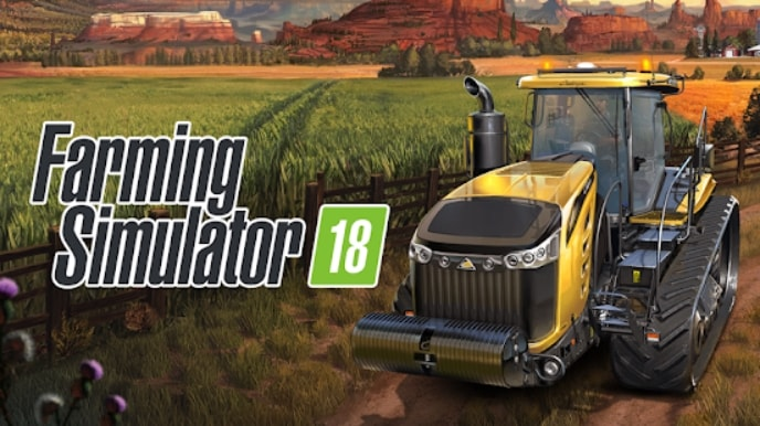 Farming Simulator 18 на Андроид и ИОС. Много Денег — Бесплатно