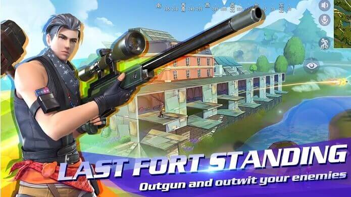 FortCraft на Android, игра бесплатно, где скачать