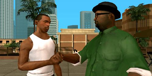 Grand Theft Auto San Andreas на Андроид. Деньги Бесплатно
