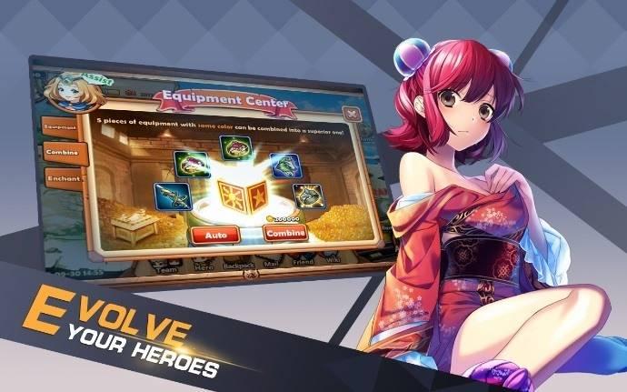 Hero Girls League Мод на Золото, Кристаллы и Героев. Коды на Андроид
