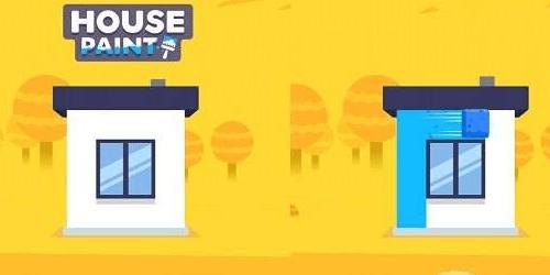 House Paint на Андроид. Коды на кристаллы, Бесплатно