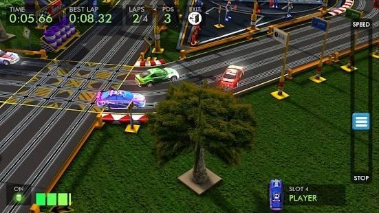 HTR+ Slot Car Simulation на Андроид (Много Денег)