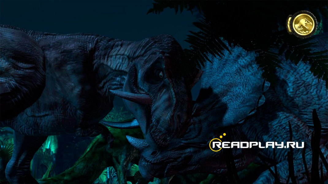Игры про динозавров