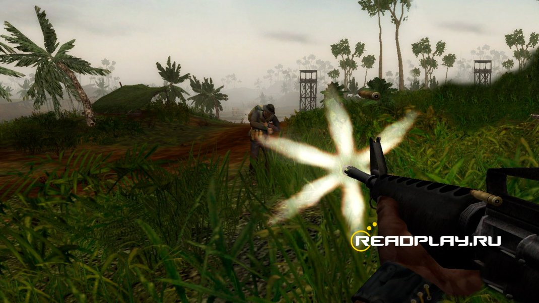 Игры про Вьетнамскую войну