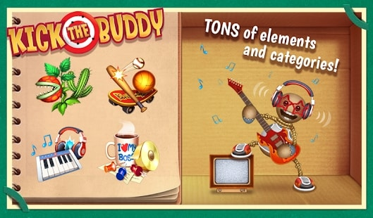 Kick the Buddy — Много Денег на Android & IOS