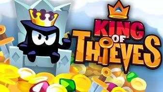 King of Thieves золотые монеты. Коды на кристаллы и отмычки