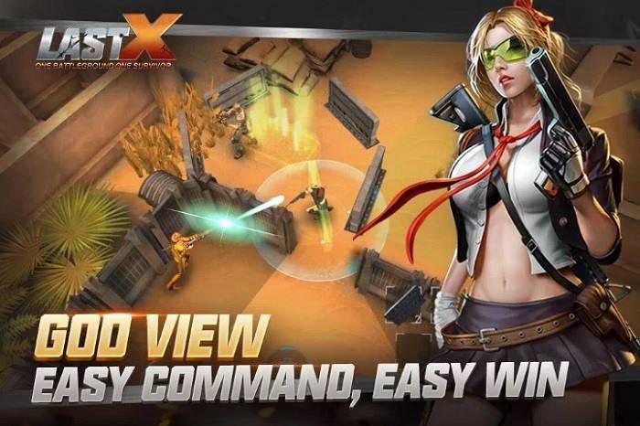 Last X: One Battleground One Survivor Мод на Деньги, Алмазы и Оружие