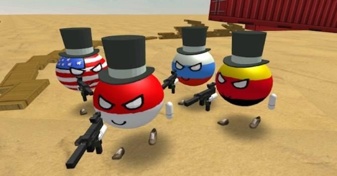 Memes Wars multiplayer sandbox не Android (Много Денег)