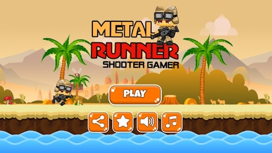 Metal Runner на Android & IOS. Много Монет