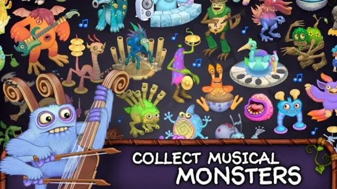 My Singing Monsters (Много Денег) на Андроид и ИОС
