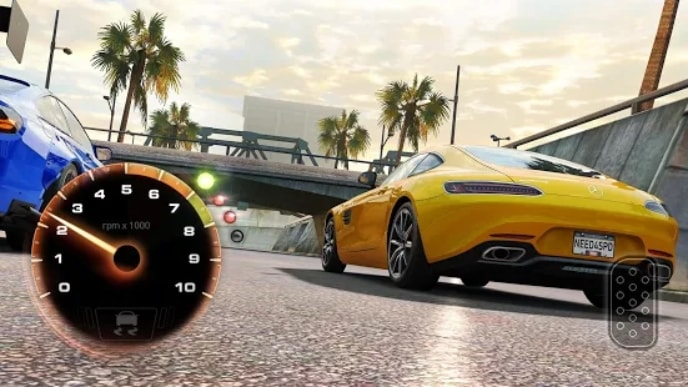 Need for Speed: NL Гонки — Деньги и Золота на Android & IOS