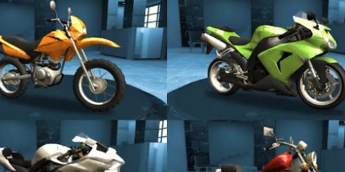 Racing Moto на Андроид. Коды на деньги, Бесплатно