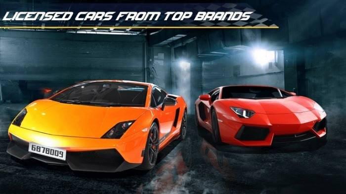 Реальное движение автомобиля — Мод на Золотые монеты и Автомобили на Андроид