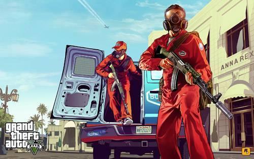 Рецензия на игру Grand Theft Auto 5, Обзор Grand Theft Auto 5