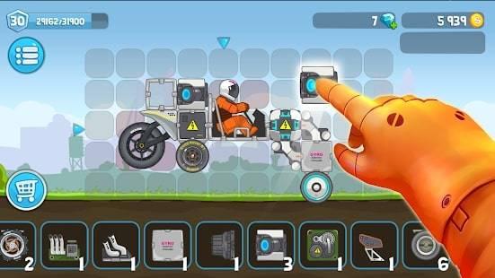 RoverCraft — Много Денег и Алмазов на Android & IOS