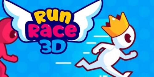 Run Race 3D на Андроид. Коды на денег, все открыто, бесплатно