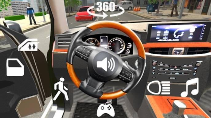 Симулятор Автомобиля 2 — Много Денег на Android & IOS