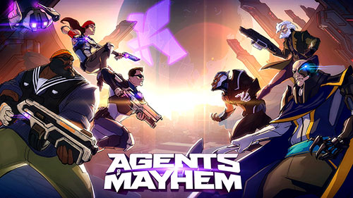 Сохранение для Agents of Mayhem, сохранения Agents of Mayhem