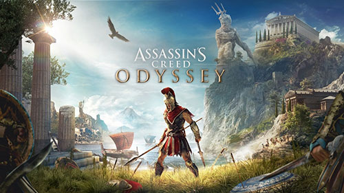 Сохранение для Assassins Creed: Odyssey, сохранения Assassins Creed: Odyssey