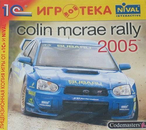 Сохранение для Colin McRae Rally 04, сохранения Colin McRae Rally 04
