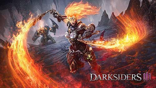 Сохранение для Darksiders 3, сохранения Darksiders 3