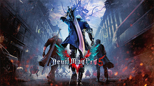 Сохранение для Devil May Cry 5, сохранения Devil May Cry 5