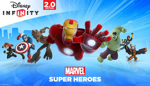 Сохранение для Disney Infinity 2.0: Marvel Super Heroes, сохранения Disney Infinity 2.0: Marvel Super Heroes