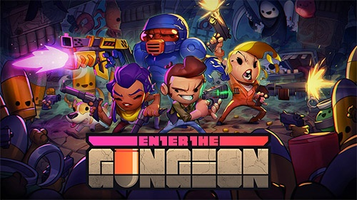 Сохранение для Enter the Gungeon, сохранения Enter the Gungeon