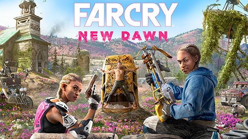Сохранение для Far Cry: New Dawn, сохранения Far Cry: New Dawn