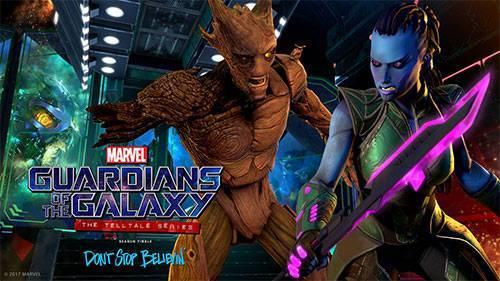 Сохранение для Guardians of the Galaxy: The Telltale Series, сохранения Guardians of the Galaxy: The Telltale Series