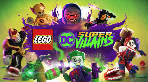 Сохранение для LEGO DC Super-Villains, сохранения LEGO DC Super-Villains
