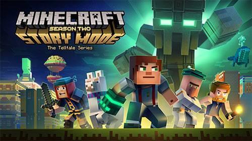 Сохранение для Minecraft: Story Mode - Season Two, сохранения Minecraft: Story Mode - Season Two
