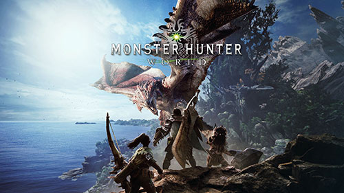 Сохранение для Monster Hunter: World, сохранения Monster Hunter: World