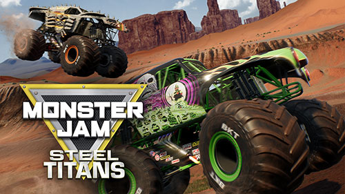 Сохранение для Monster Jam Steel Titans, сохранения Monster Jam Steel Titans