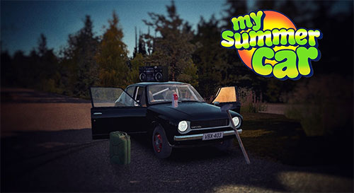Сохранение для My Summer Car, сохранения My Summer Car